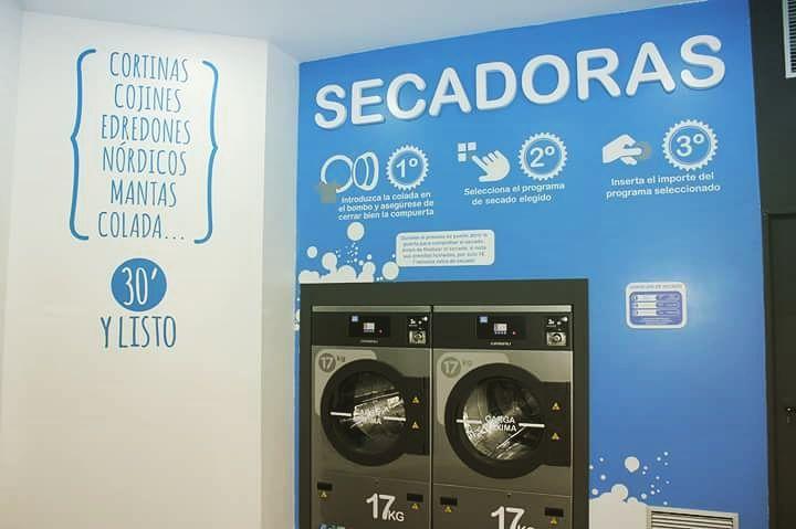 ¿Cómo funciona una secadora de lavandería?