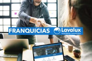 Emprender negocio Lavanderías autoservicio Lavalux