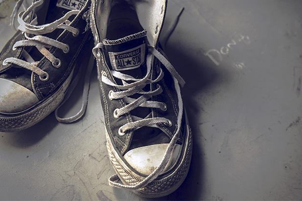 ¿Lavo las zapatillas en la lavadora?