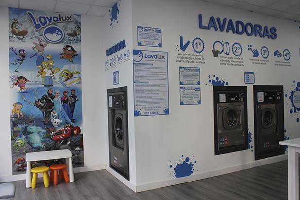 Las mejores lavadoras del mercado están en Lavalux