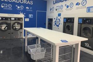 Cómo funciona lavandería autoservicio Lavalux