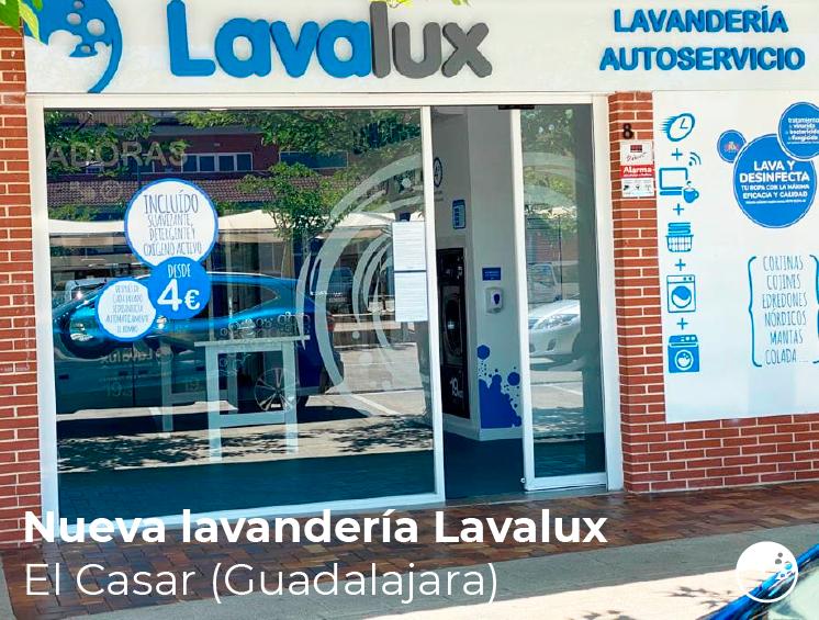 ¡Nueva Lavandería El Casar (Guadalajara) En el corazón de La Mancha!