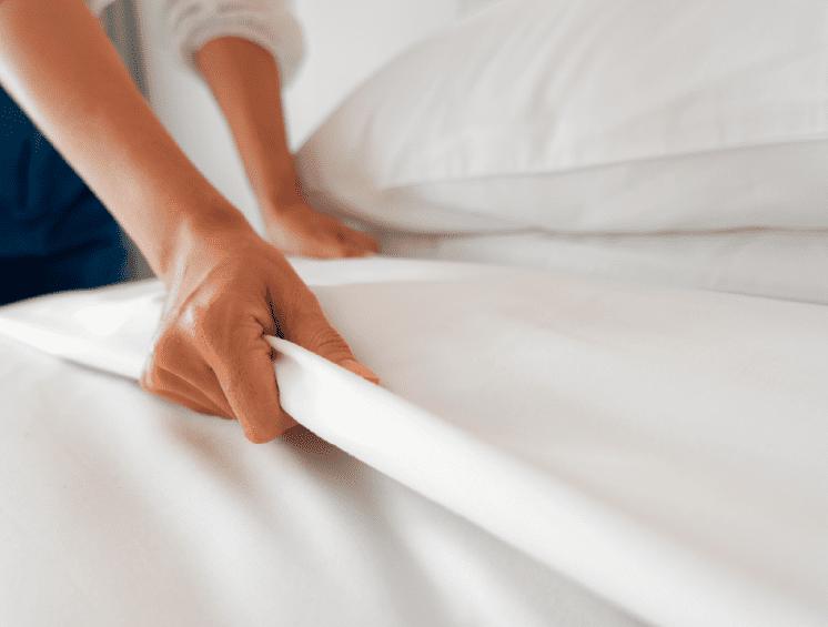 ¿Cada cuánto tengo que lavar las sábanas?