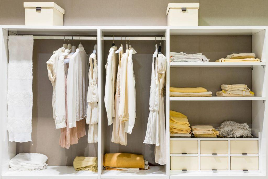 Trucos de orden y limpieza en casa para ser feliz, armario