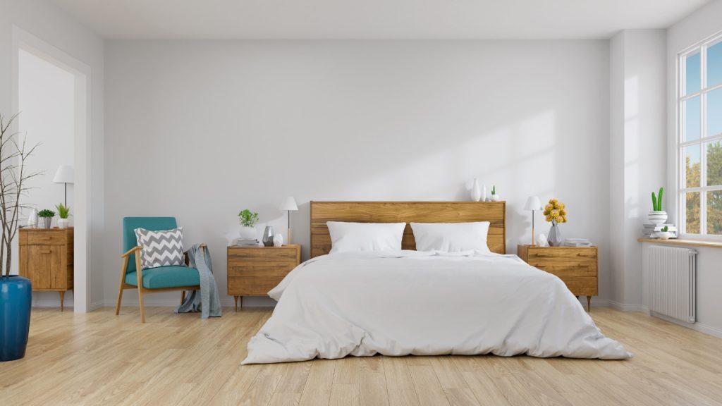 Trucos de orden y limpieza en casa para ser feliz, dormitorio