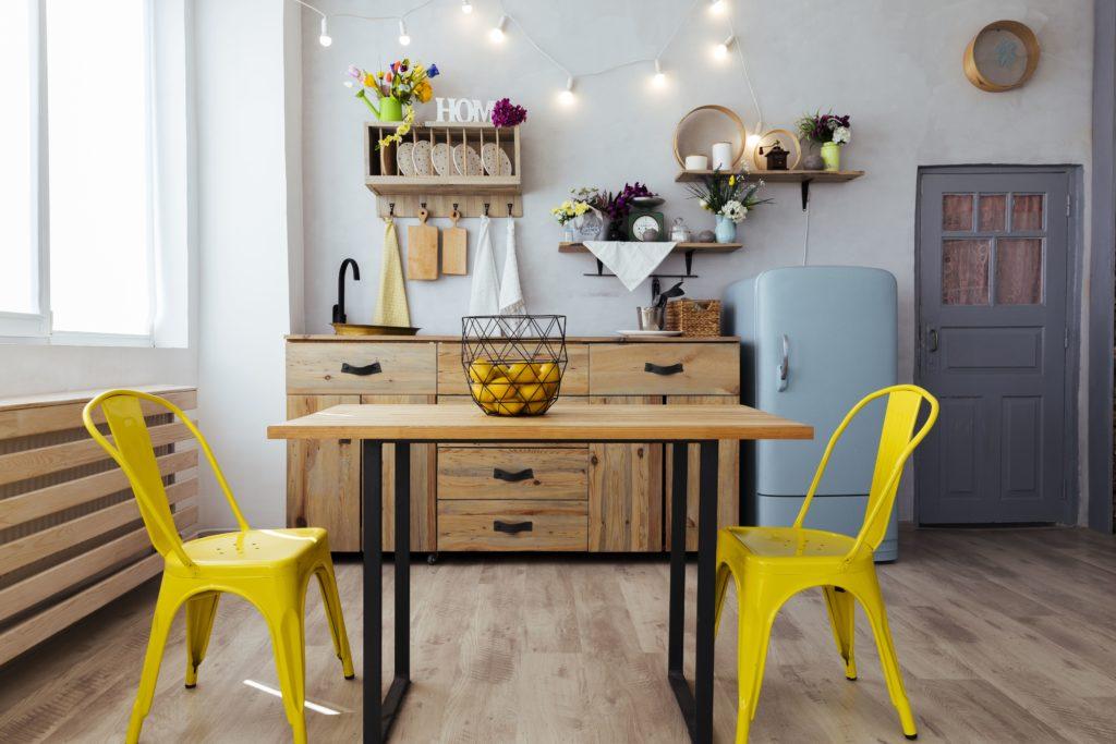 Trucos de orden y limpieza en casa para ser feliz, cocina