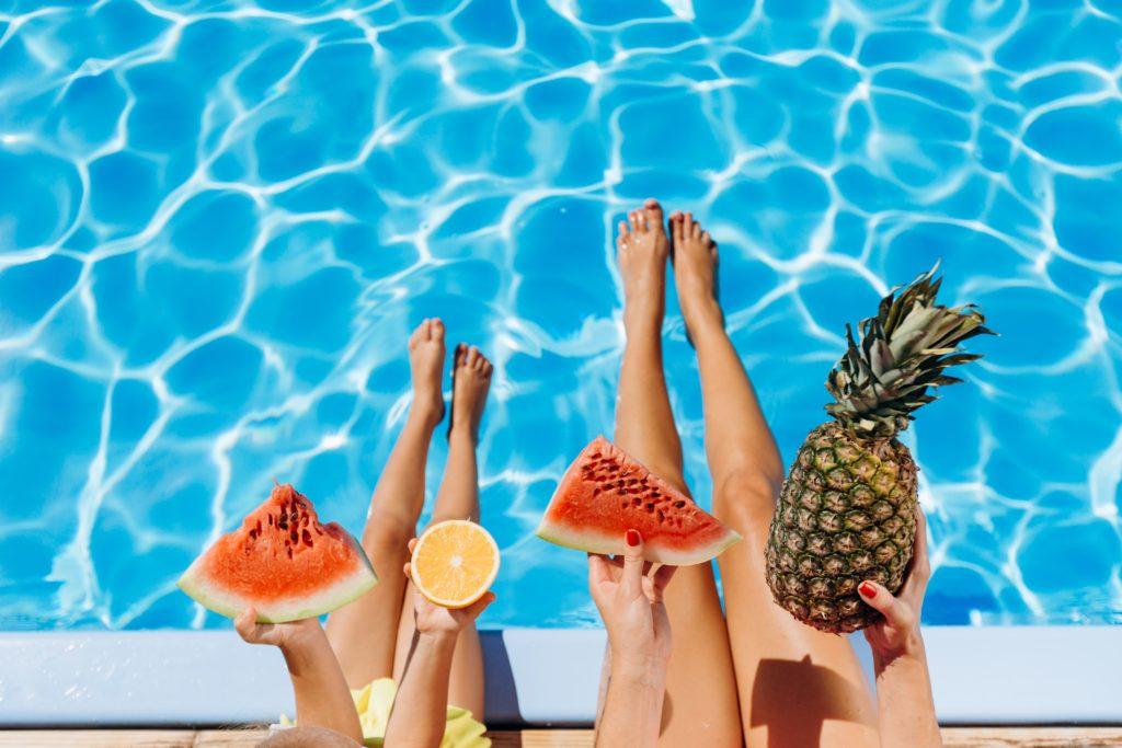 Lava en Lavalux y evita las alergias estas vacaciones, piscina