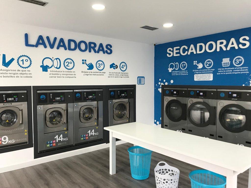 Busca tu lavandería autoservicio más cercana