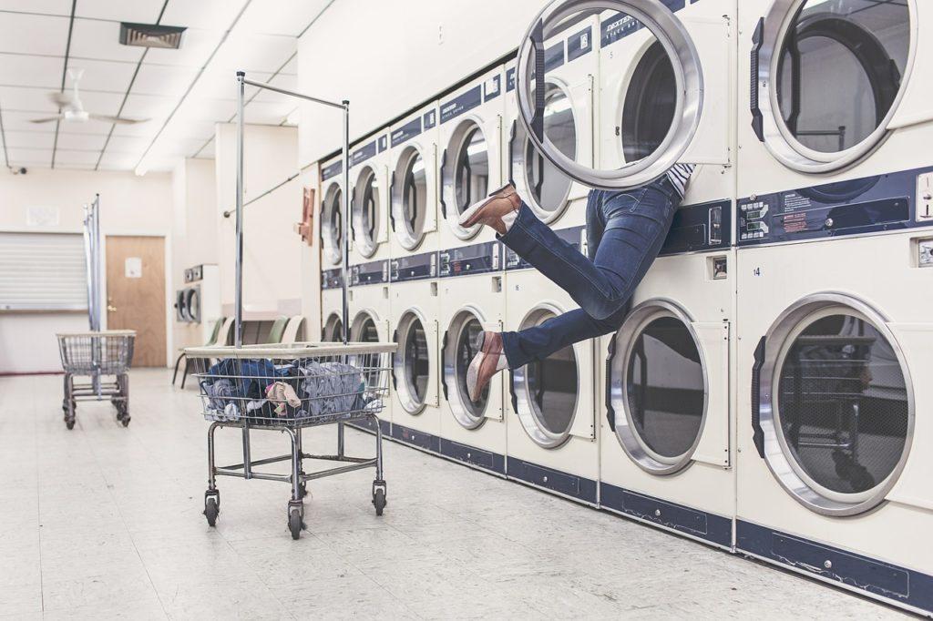 problemas que surgen al lavar la ropa