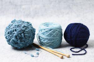 lavar pendas de lana depende del tipo de tejido